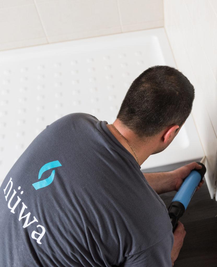 Alsace rénovation : Nos artisans vous accompagnent pour la rénovation de votre salle de bain.
